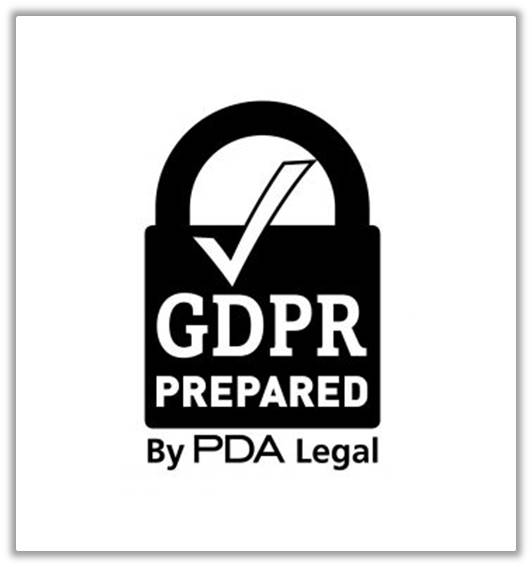 GDPR prepared WEB shadow